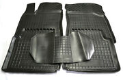 Rubber Carmats For Mg 5 Mg350 Morris Garage All Weather Fully Tailored Floor Mat