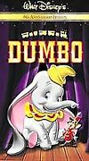 Dumbo Vhs 2001- 60th Anniversary Edition- Like New
