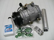A/c Ac Compressor Kit Fits 2005-2009 Tuscon 2.0l Only