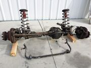 2004 Ram 3500 Used Broken For Parts Front Axle 3.73 Assembly As Shown Diesel