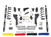 Zone D33n 6'' Susp. Lift Kit 4x4 Top Rated Usa For 2008 Dodge Ram 1500 Mega Cab