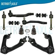 New 10pc Front Suspension Kit For 1994 - 1999 Honda Accord Odyssey Acura Cl
