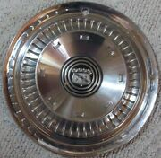 1959 Buick Wheel Cover Hubcap Wheel Cover 15 Inch Stainless Steel Original Oem