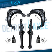 1998-2002 Honda Accord Front Upper And Lower Control Arm And Ball Joint Kit