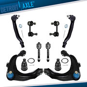 10p Complete Front Suspension Kit For Honda Accord 4 Cylinder Sedan Acura Cl Tl