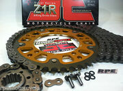 Honda Cbr1000rr 2004-05 Jt Z1r / Supersprox Chain And Sprockets Kit Oem Or Qa
