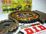 Suzuki Sv650 And03910-12 Supersprox Stealth 525 Did Chain And Sprockets Oem-qa-fwy