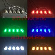 Color Changing Cab Lights