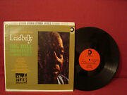 Big Bill Broonzy And Josh White A Treasury Of Folk Music With Leadbelly Vg++