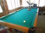 Pool Table. Classic Craftsmanship Winner's Choice By World Of Leisure