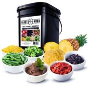 Fruit Veggie And Snack Mix Emergency Food Supply 116 Servings By Ready Hour