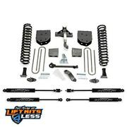 Fabtech K2082dl 10 Front Dual Dlss 2.25 Resi Shocks For 05-07 Ford F-250/f-350