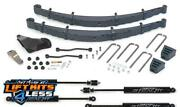 Fabtech K2087m 8 Perf. Stealth Shocks For 2000-2004 Ford F-250/f-350 Sd 2wd