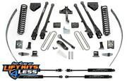 Fabtech K20172m 8 4 Link Lift Kit W/stealth Shocks For 2005-2007 Ford F-350