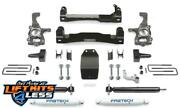 Fabtech K2193 4 Basic Sys.w/rear Performance Shocks For 2015-20 Ford F-150 4wd