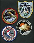 Seven Different Official -- Apollo - Patches Pahv619