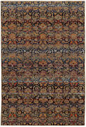 Andorra By Oriental Weavers. Traditional Casual Area Rug. Blue/multi 6836c