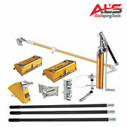Tapetech Drywall Taping Tools Finishing Set With 7 And 10 Boxes