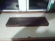 24x2x8 Floating Shelf Made From Reclaimed Barnwood Over 100 Years Old Handmade