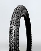 2.50-19 Rear Front Tire Vintage Motorcycle Best Quality / Italian Classic Tire