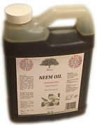 32 Oz. Neem Oil Virgin Organic Cold Pressed Unrefined Pure And Natural