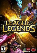 League Of Legends Account All Champs. Plat Season 6. Extremely Exclusive Skins.