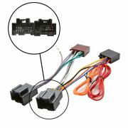 Car Stereo Radio Iso Wiring Harness Connector Adaptor Loom Cable For Saab