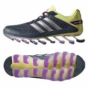 Adidas Springblade Razor G97688 Gray Running Womenand039s Shoes Size 6.5 8 And 9