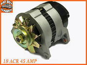 Triumph Stag 1973-77 18acr 45 Amp Alternator, Pulley And Fan