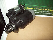 Replacement Starter To Fit Ford Compact Tractor 1000 1500 1910 1900 Sba185086051