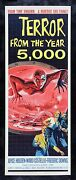 Terror From The Year 5000 ✯ Cinemasterpieces Movie Poster Sci Fi Space Alien And03958