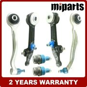 Control Arms Lower Suspension Kit Fit For Mercedes S-class W220 S430 S500 Front