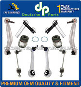 Rear Control Arm Arms Ball Joint Joints Sway Bar Link Kit 12 Pc For Bmw E65 E66