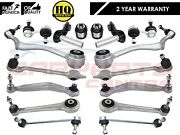 For Bmw 5 E39 Front Rear Upper Lower Suspension Wishbones Arms Links Bushes Kit