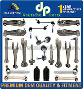 Porsche 911 997 Front+ Rear Control Arm Arms Ball Joint Joints Suspension Kit 22