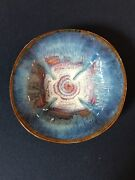 Bill Campbell Pottery Bowl New!
