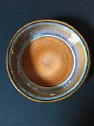 Bill Campbell Pottery A5 Bowl New!