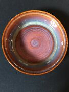 Bill Campbell Pottery A6 Bowl New!