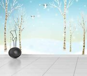 Many Stagnant Trees 3d Full Wall Mural Photo Wallpaper Printing Home Kids Decor