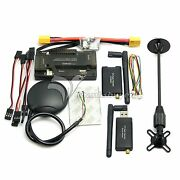 Apm 2.8 Ardupilot Flight Controller And 7m Gps 433mhz Telemetry And Power Module