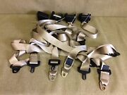 Mercedes-benz G-class W460 W463 Front And Rear Seat Belts Set Of Four