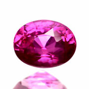 1.50 Ctw Extraordinary Color Collection Natural Clean Ruby With Free Shipping