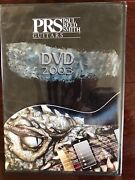 Dvd Prs Guitars Paul Reed Smith 2003 New In Wrapper Factory Tour Clinic W/paul