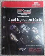 1970and039s Thru 2003 Borg Warner Fuel Injection Parts Cars And Light Trucks Catalog