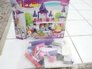 Lego Duplo Sofia The First Magical Castle 10595 No Minifigures Missing Some Pcs