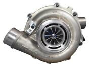 Kc Turbos Stage 1 10 Blade Turbocharger For 04-07 Ford 6.0l Powerstroke Diesel