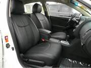 Clazzio Car Black Leather Seat Covers For Toyota 2015- 2017 Sienna