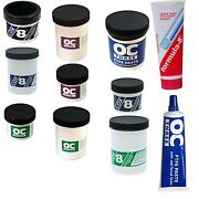 Pipe Joint Thread Sealant Ptfe Paste Up To 10000 Psi For Oxygen And Gas Safe
