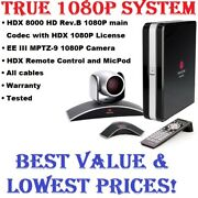 Polycom Hdx 8000 Hd - True 1080p System | Absolutely Best Value And Lowest Price