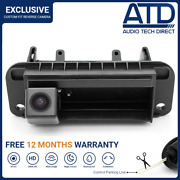 Direct Fit Boot Handle Rear Reversing Reverse Camera For Mercedes C-class W204